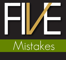 Five Presentation Mistakes